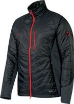Kurtka Mammut Foraker Advanced IS Men black-graphite