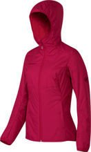 Kurtka Mammut Runbold Advanced IS Hooded Women crimson
