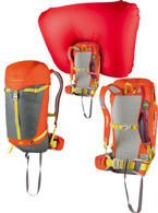 Plecak lawinowy Mammut Light Removable Airbag  30L dark orange-smoke