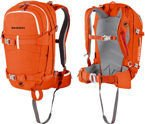 Plecak lawinowy Mammut Ride On Removable Airbag Ready 30L dark orange-white