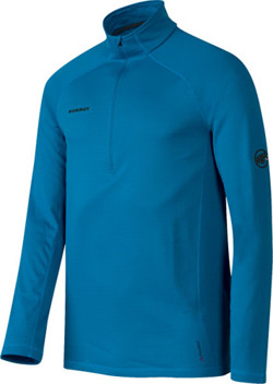 Bluza Atacazo Zip Pull Men dark cyan