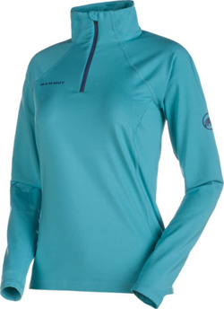 Bluza Mammut Snow ML Zip Women aqua