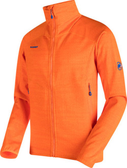 Bluza polarowa Mammut Eiswand Guide ML Men sunrise
