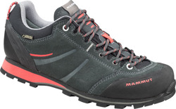 Buty Mammut Wall Guide Low GTX  Women graphite-barberry