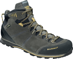 Buty Mammut Wall Guide Mid GTX Men bark-tuff