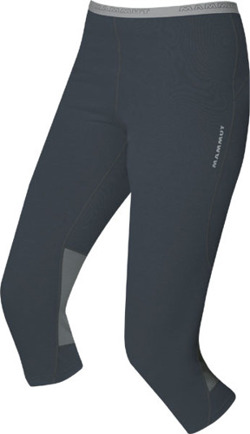 Kalesony Mammut 3/4 Warm-Quality Women graphite-smoke