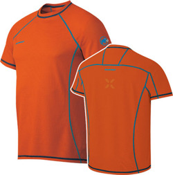 Koszulka Mammut Eiger Extreme Moench orange