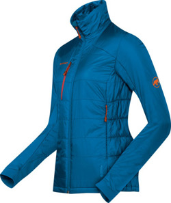 Kurtka Mammut Biwak Pro IS Women dark cyan