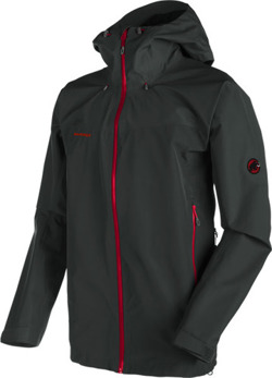 Kurtka Mammut Crater Men black
