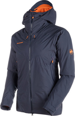 Kurtka Mammut Eiger Extreme Nordwand  HS Thermo Hoody Men night