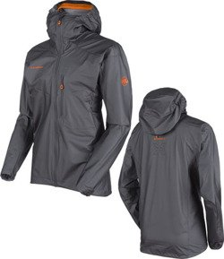 Kurtka Mammut Eiger Extreme Nordwand Light HS Hooded Men storm