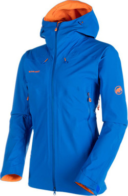 Kurtka Mammut Eiger Extreme Ultimate Eisfeld SO Hooded Men ice