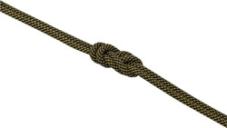 Lina Mammut Golden Rope 9.5 (70M) black-gold