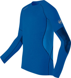 Longsleeve Mammut All-Year Men blue