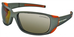 Okulary Julbo Montebianco mat black-red