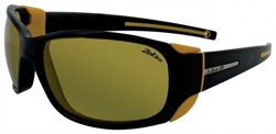 Okulary Julbo Montebianco mat black-yellow Zebra