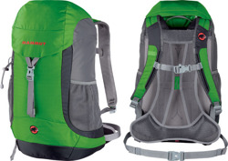 PLECAK MAMMUT CREON ELEMENT 35L dark spring