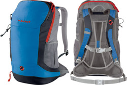 Plecak MAMMUT Creon Zip 20L merlin-cement