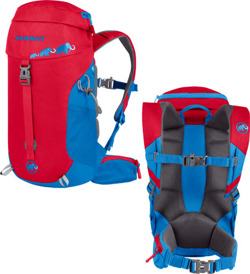 Plecak Mammut First Trion imperial-inferno 18l