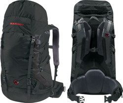 Plecak Mammut Heron Element 60+15 black-graphite