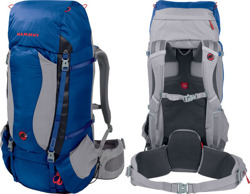 Plecak Mammut Heron Light 70+15 dark cruise-cement