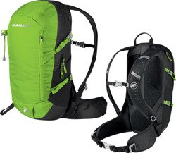 Plecak Mammut Lithium Speed  20L graphite-sprout