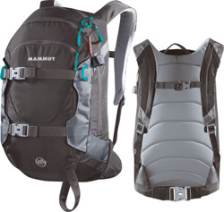 Plecak Mammut Niva Element 23 smoke-highway