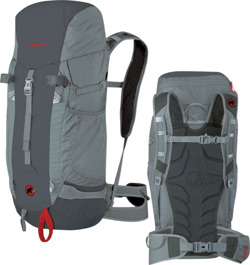 Plecak Mammut Spindrift Light 30 smoke-iron