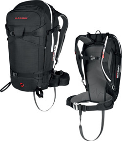 Plecak lawinowy Mammut 3.0 Pro Removable Airbag  45L black
