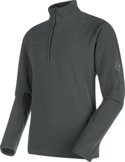 Polar Mammut Yadkin ML Half Zip Pull Men graphite