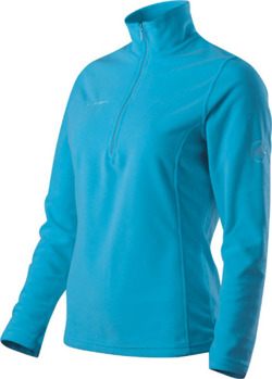 Polar Mammut Yukon Pull Women bay