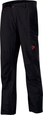 Spodnie Mammut Courmayeur Advanced Men black