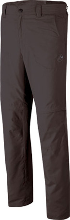 Spodnie Mammut Crags Zip Men graphite