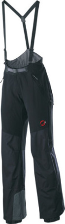 Spodnie Mammut Haute Route men black