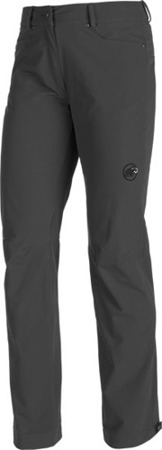 Spodnie Mammut Hiking SO Women graphite
