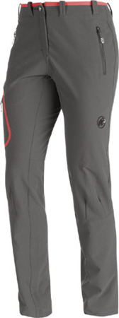 Spodnie Mammut Runbold Trail SO Women titanium