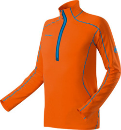 Bluza Mammut Eiger Extreme Moench Longsleeve Men orange