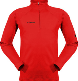 Bluza Mammut Kula Zip Pull Men fire