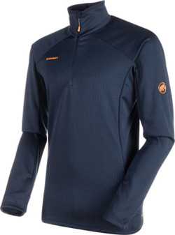 Bluza Mammut  Moench Advanced ML Half Zip Longsleeve Men night
