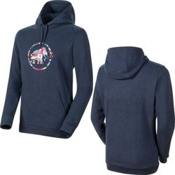 Bluza Mammut Nations ML Hoody Men peacoat melange
