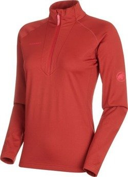 Bluza Mammut Snow ML Half Zip Pull Women scooter