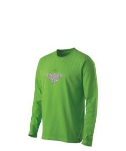 Bluza Mammut Zion Longsleeve Men jungle
