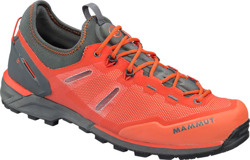 Buty Mammut Alnasca Knit Low Men dark orange-graphite