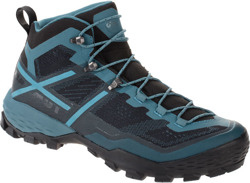 Buty Mammut Ducan Mid GTX Men black-light poseidon