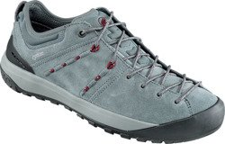 Buty Mammut Hueco Low GTX Women grey-dark beet
