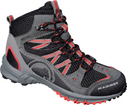 Buty Mammut Moskito GTX Kids grey-back