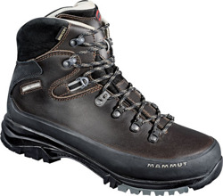 Buty Mammut Mt. Trail XT GTX Men dark brown