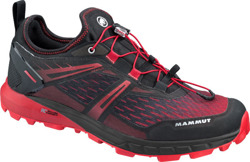Buty Mammut Sertig Low Men black-magma