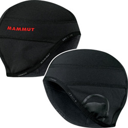 Czapka Mammut Power Stretch Helm black