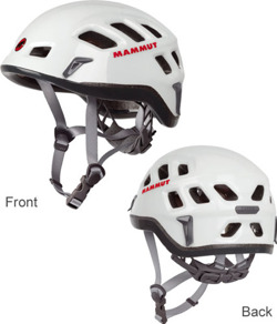 Kask Mammut Rock Rider white-smoke
